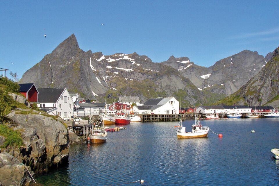 Viele Dörfer leben noch immer vom Fischfang