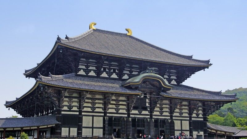 Todaiji Tempel in Nara © Diamir