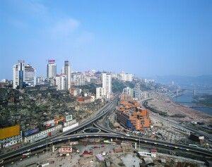 Chongqing am Yangtze