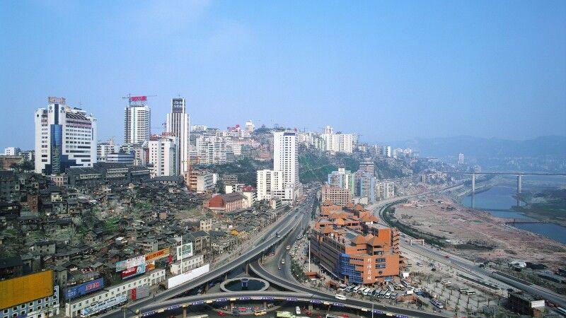 Chongqing am Yangtze © Diamir