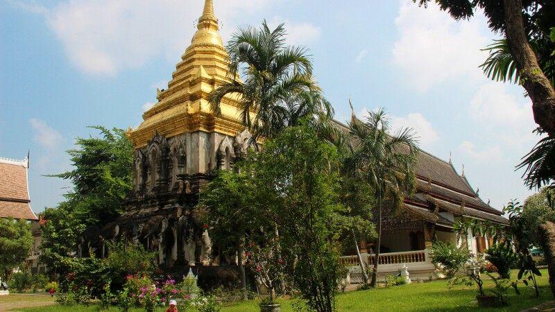 Tempel in Chiang Mai © Diamir