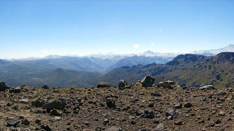 Panoramablick auf dem Condor Circuit © Diamir