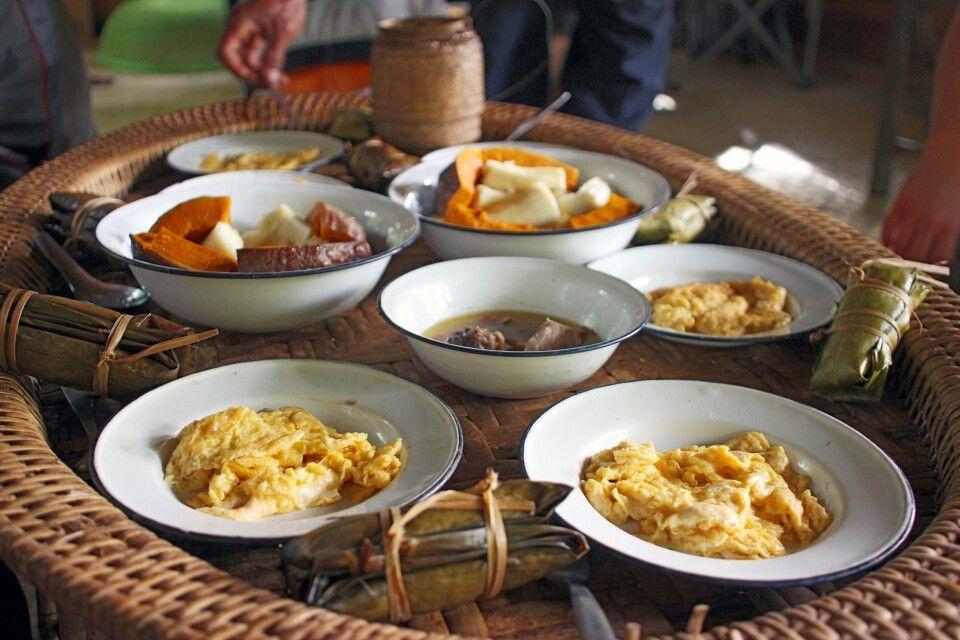 Mit einem herzhaften Frühstück lässt es sich gut in den Tag starten.