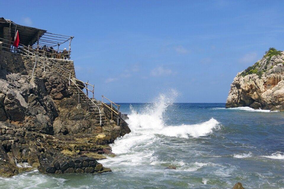 Küste bei Deia