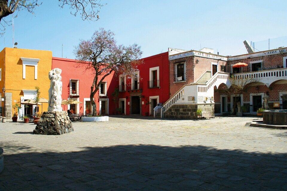 Koloniale Perle: Puebla