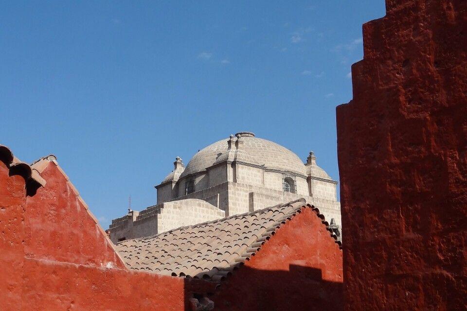 Kloster Santa Catalina in Arequipa