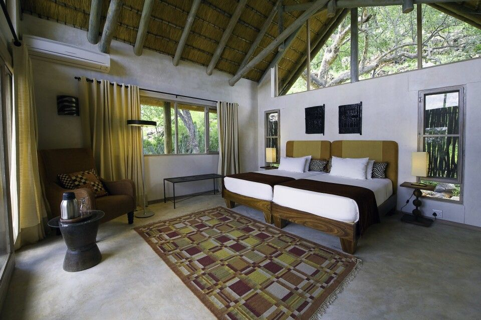 Chalets Ongava Lodge