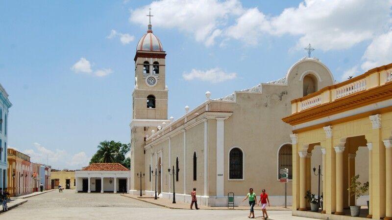 Bayamo, die Stadt im Osten gilt als Wiege der kubanischen Nation © Diamir