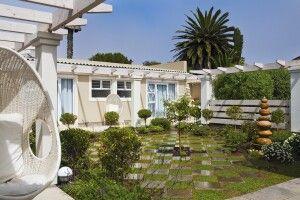 Innenhof Swakopmund Guesthouse