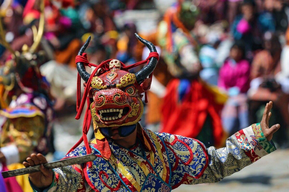 Bhutan • Nepal – 17 Tage Bhutan im Sucher von Paro bis Bumthang – Fotoreise mit Uwe Wasserthal