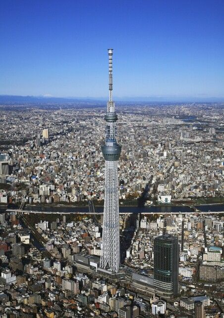 Sky Tree in Tokio