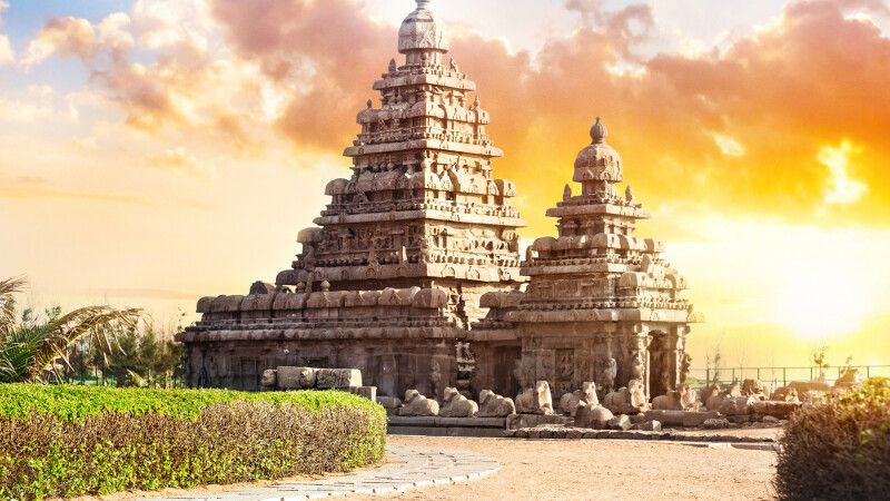 Shore Temple © Diamir