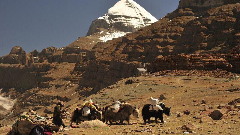 heiliger Berg Kailash © Diamir