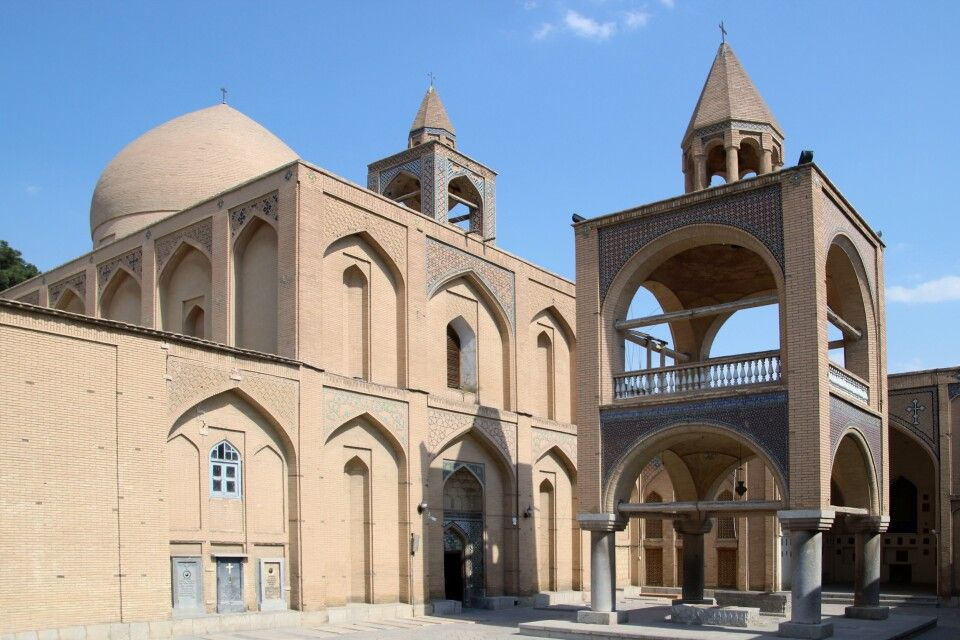 Vank-Kathedrale in Isfahan
