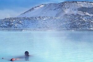 Die berühmte Blaue Lagune