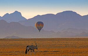 Im Namib-Naukluft-Nationalpark