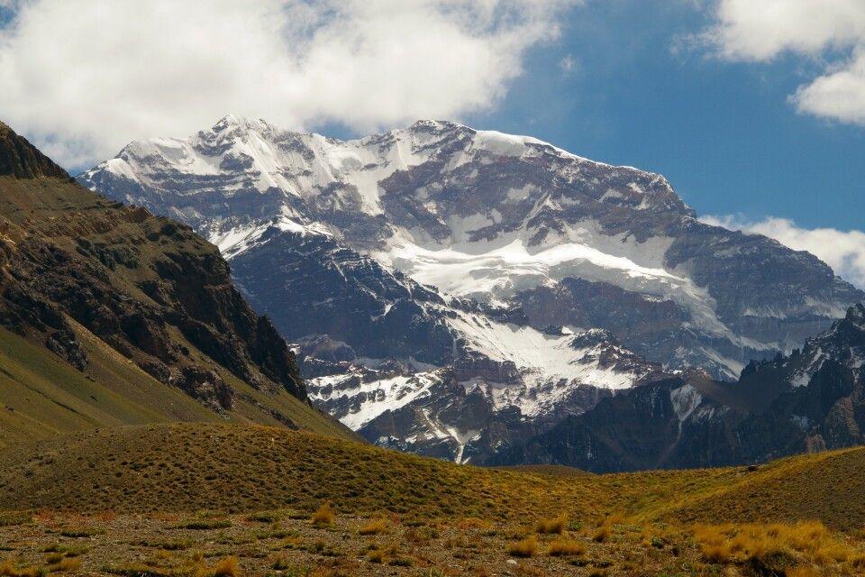 Der Aconcagua - höchster Berg Südamerikas