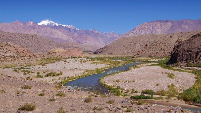 Unterwegs in der Provinz Mendoza © Diamir