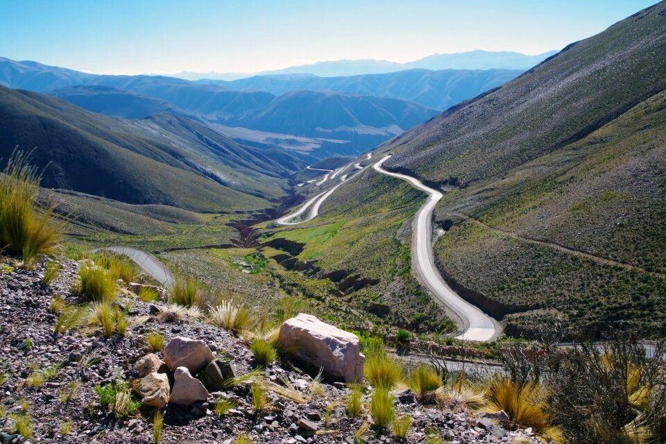 Unterwegs zum Paso de Jama – Grenzpass zwischen Argentinien und Chile