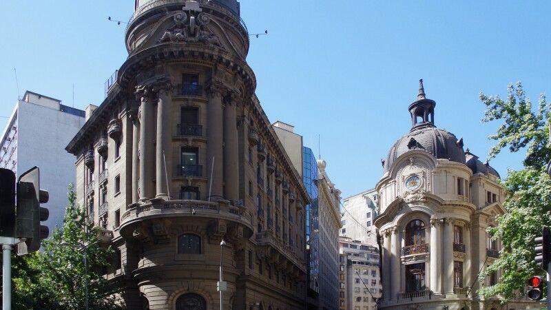 Santiago de Chile © Diamir