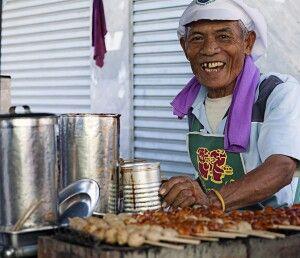 Street Food Tour in Thailand