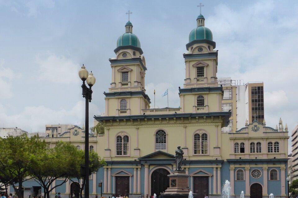 Kirche San Francisco in Guayaquil