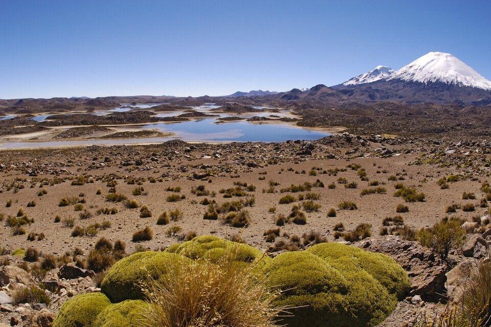 Lagunas de Cotacotani