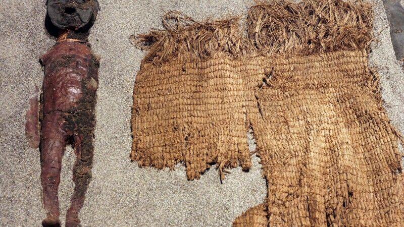 Mumie im Museum Valle de Azapa © Diamir