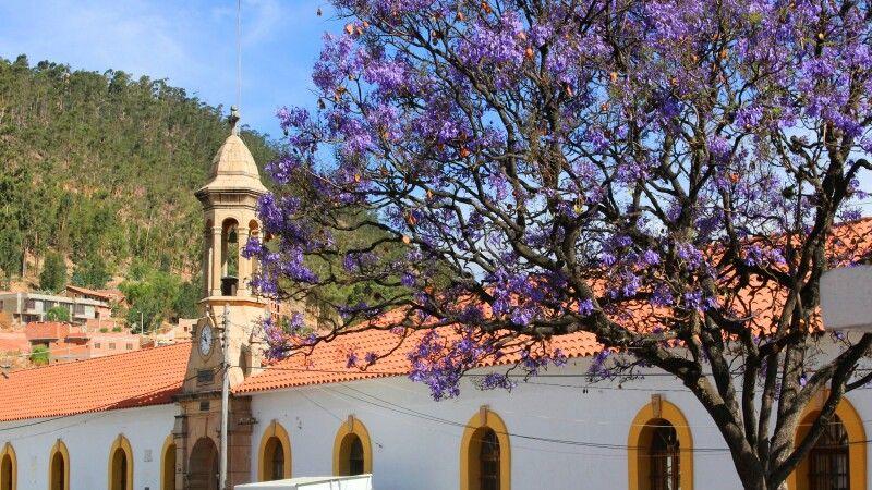 Koloniale Stadt Sucre © Diamir