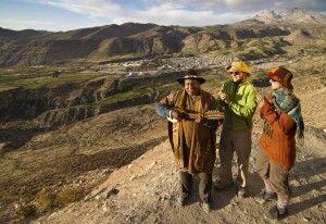 Aussichtspunkt Mirador de Putre