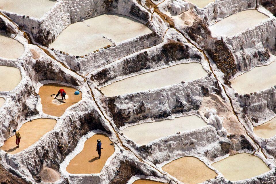 Salzterrassen von Maras