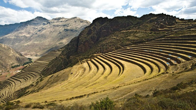 Inka-Anlage Pisac © Diamir