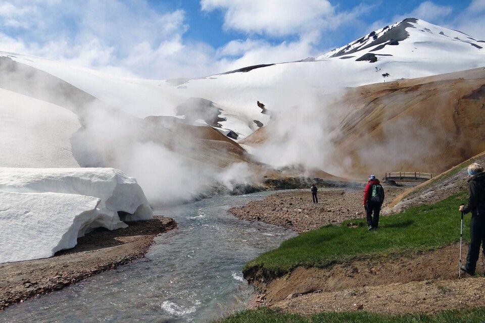 Thermalgebiet Kerlingarfjöll