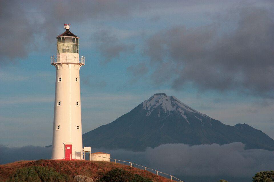 Leuchtturm Taranaki