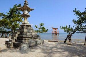 Miyajima bei Hiroshima