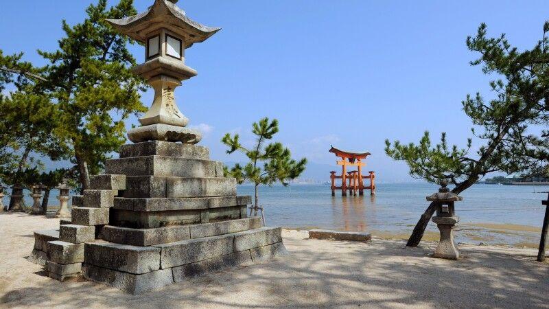 Miyajima bei Hiroshima © Diamir