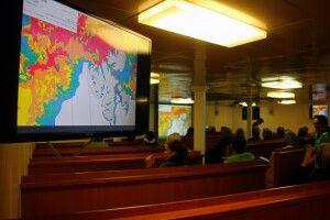 Lecture-Room auf der Ortelius