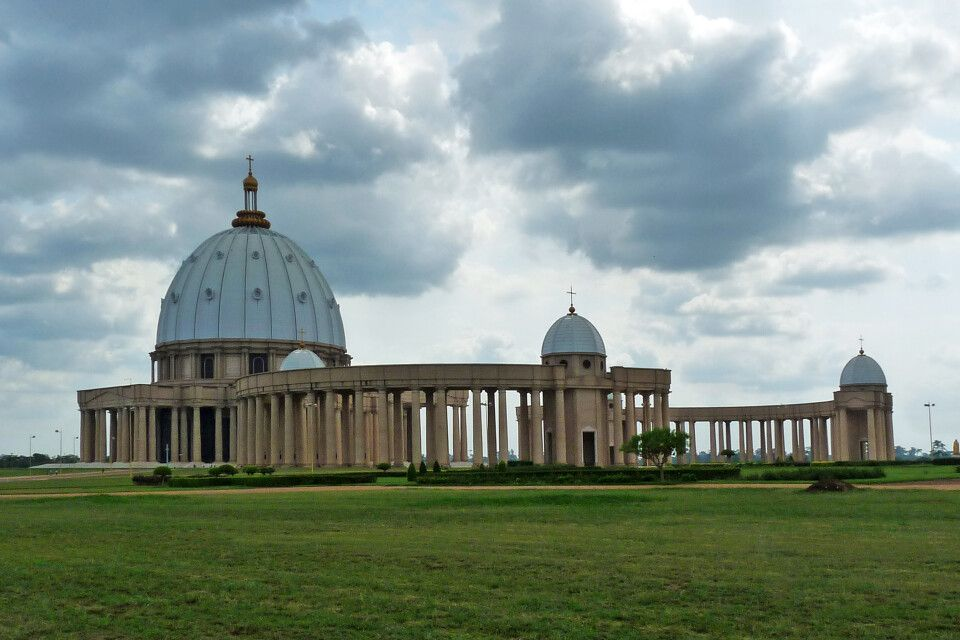 Der Vatikan in Afrika
