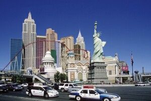 Die Stadt der Superlative: Las Vegas