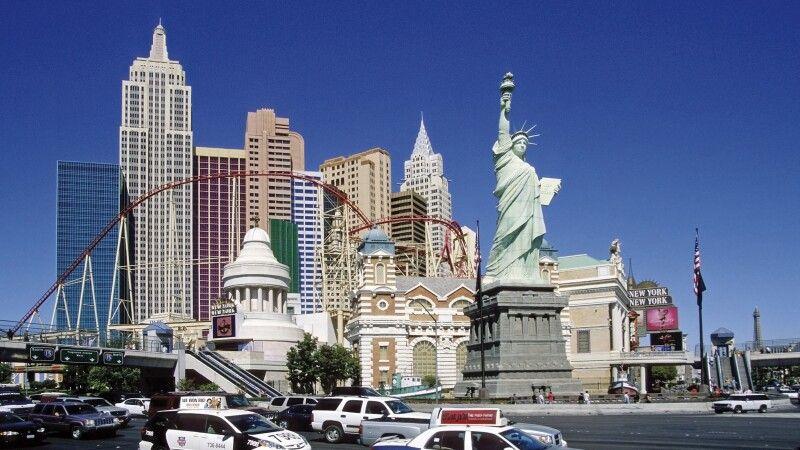 Die Stadt der Superlative: Las Vegas © Diamir