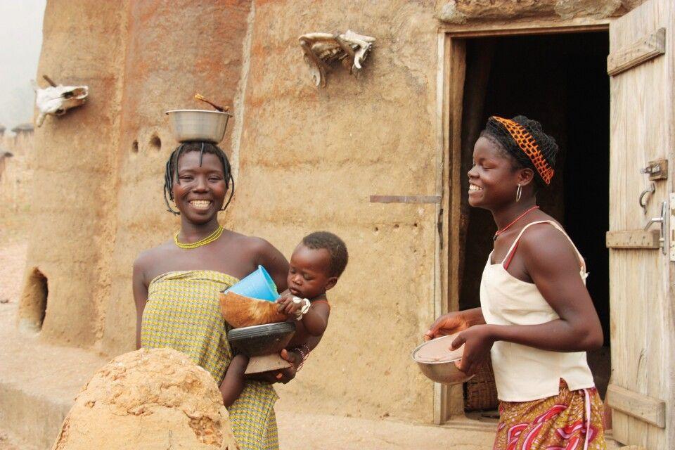 Frauen mit Kind