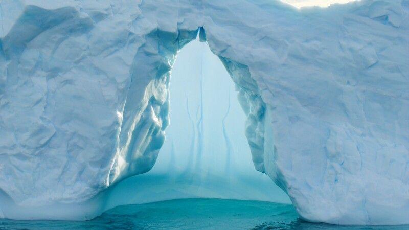 Eisbergdetail © Diamir