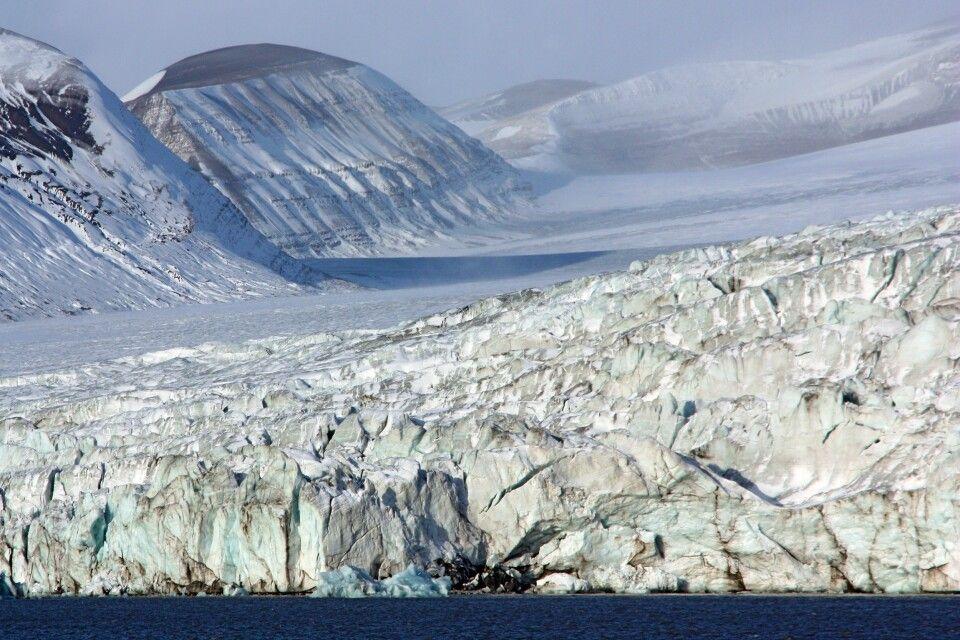 Hornsund Gletscherfront