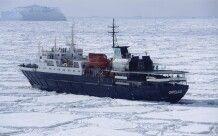 Ortelius im Eis