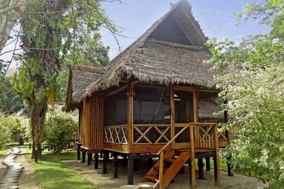 Cabaña Reserva Amazonica im Tambopata-Nationalpark