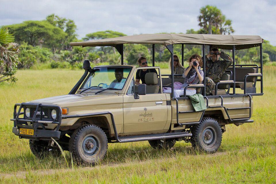 Auf Safari im Katavi NP