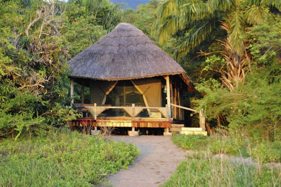 Kungwe Beach Lodge