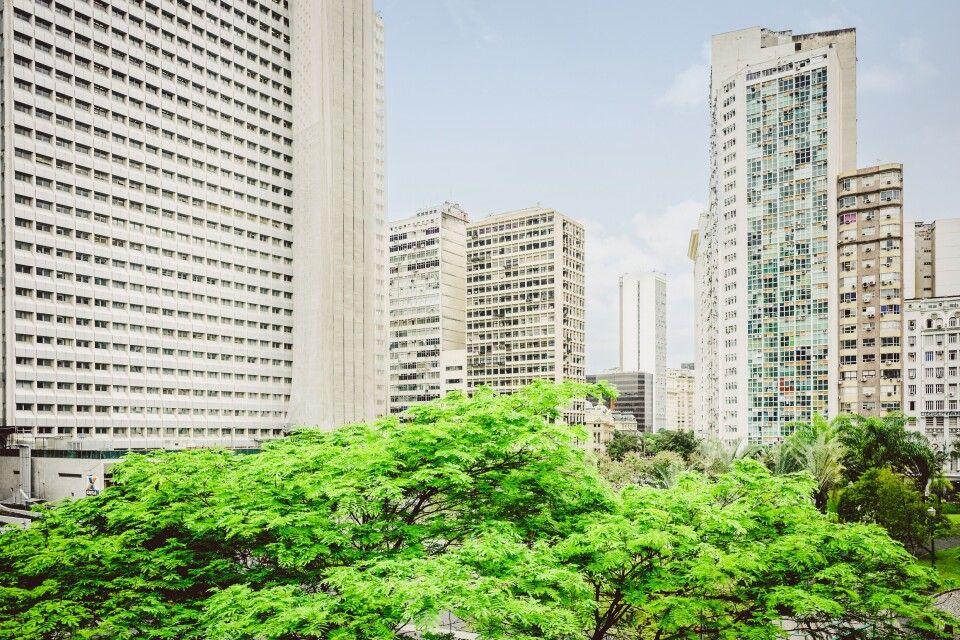 Zentrum in Rio de Janeiro