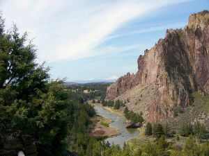 Im Smith Rock State Park
