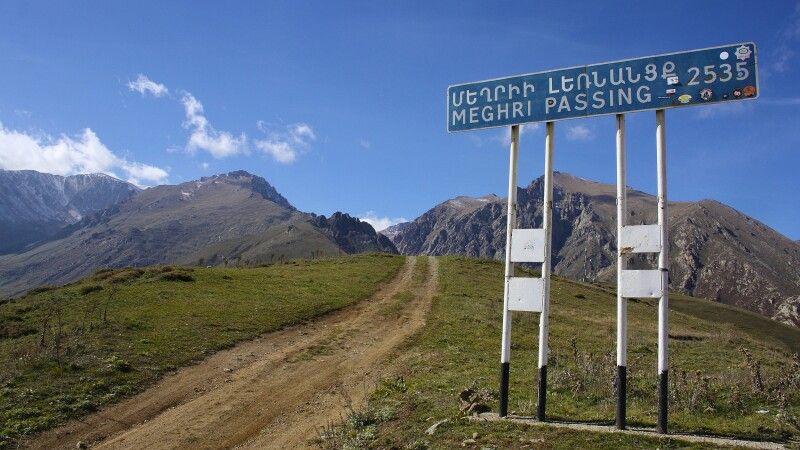 Höchster Pass Armeniens © Diamir